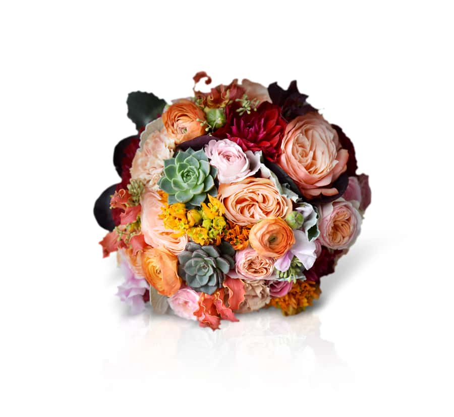 Fiori Bouquet.A World Of Flowers Wedding Bouquet And Flower Compositions